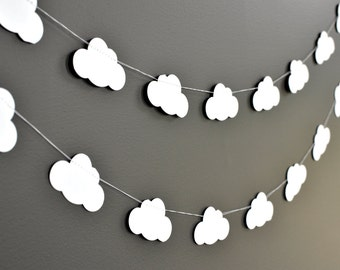 Cloud Paper Garland/Bunting