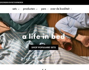 Shopify - E-commerce Website, Shopify Design and Development,Theme Modification