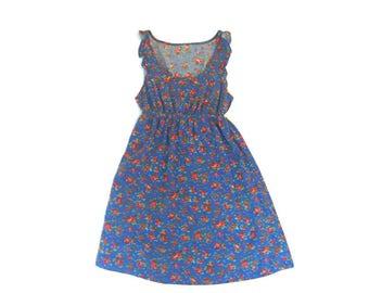 Vintage Rayon Babydoll Dress