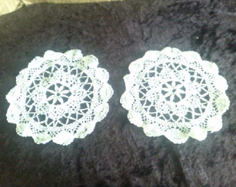 Tatwork  Doilies 2of
