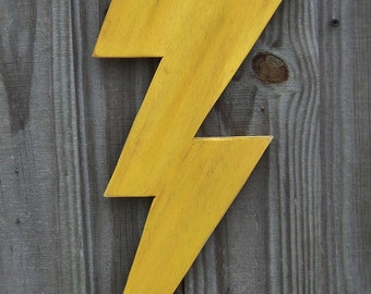 Wooden Lightning Bolt, Thunder Bolt, Flash Of Lightening, Lightening Thunder, Bolt Of Lightening, Wooden Bolt, Thunder Storm Bolt, Storm