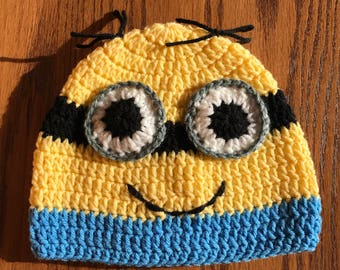 Minion Hat- Toddler