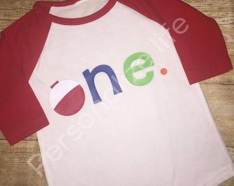 The Big ONE shirt, First Birthday Shirt,Big ONE,O-fish-ally ONE birthday shirt,Fishing theme shirt,Fishing Bobber