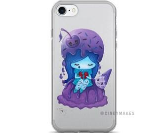 iPhone 7/7 Plus Case – Sad Ice Cream Girl
