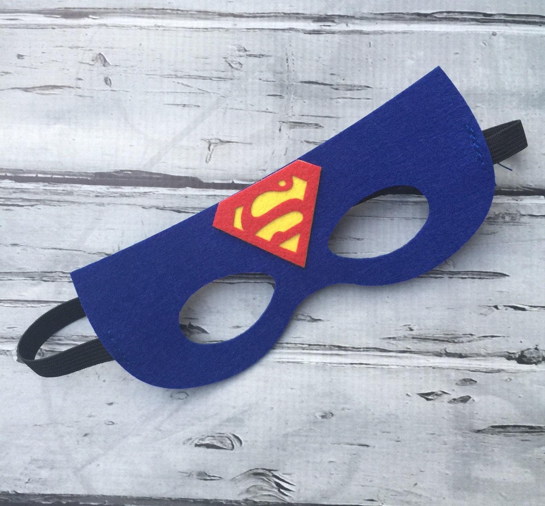 Charmant Superman Maske Vorlage Galerie - Beispiel Business ...