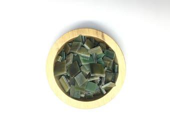 Forest Floor (0.5 Pound Mosaic Tiles: 300-350 Pieces)