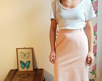 Magdalena - Skirt midi length shift