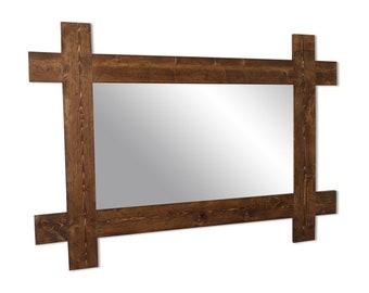 Rustic Farmhouse Mirror