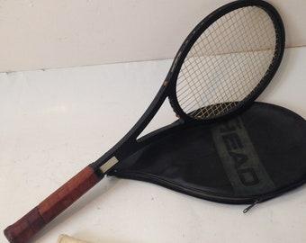 Vintage Head xrc racquet, Head xrc racket, Tennis racket, Vintage tennis racket