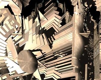 Steam Punk Architecture 01