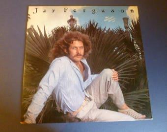 Jay Ferguson Thunder Island Vinyl Record LP 7E-1115 Asylum Records 1977