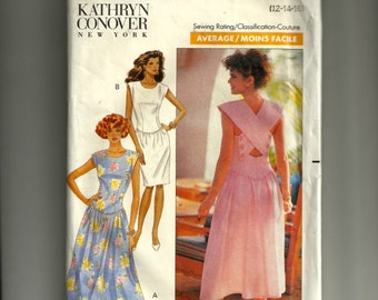 Butterick Misses'  Dress Pattern 4083