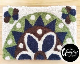 Colors of Earth Wayuu Inspired Clutch