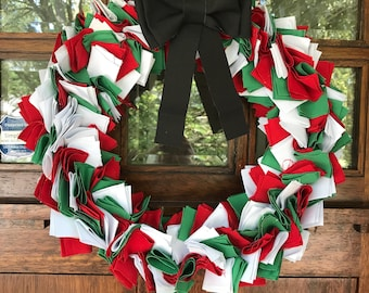 Holiday wreath 16""