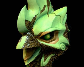 Rooster mask PAYDAY 2 Chinese New Year by MAKCRAFT