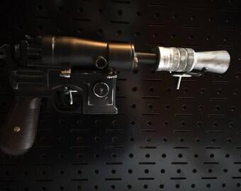 Star Wars DL-44 Blaster ESB Han Solo Inspired 3D Printed