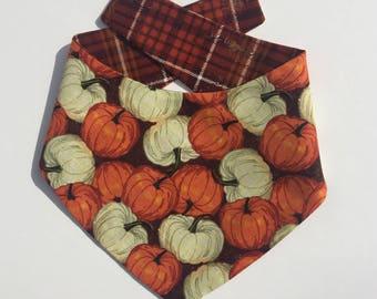Pumpkin Patch Plaid