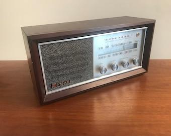 Mid-Century Modern Table Radio by National Panasonic