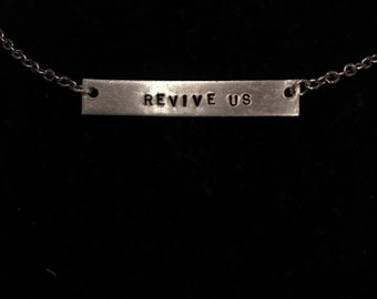 Revive Us - silver
