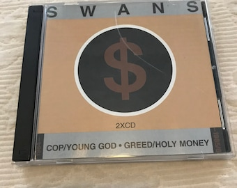 SWANS Cop/Young God + Greed/Holy Money 2CD | Michael Gira