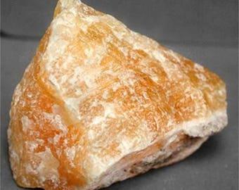 Metaphysical Golden Honey Yellow Calcite Specimen 149 g col994