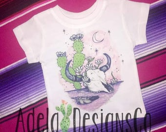 Desert Night Toddler/Infant shirt