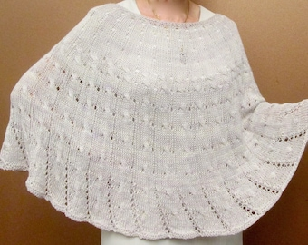 Pdf TWILIGHT DREAMS Knitted Poncho