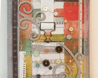 9x12 Spiral bound Sketch book