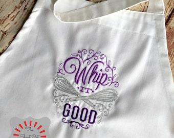 Whip It Good Apron