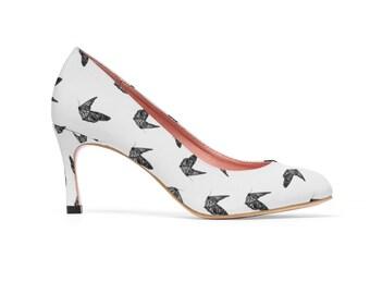 Butterfly High Heels  Original Design  Wedding Heels