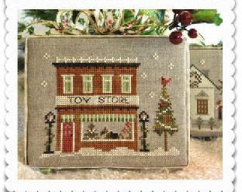 Little House Needleworks - Toy Store