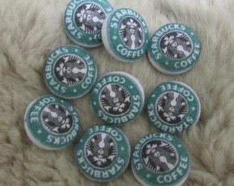 Starbuck's Shank Buttons