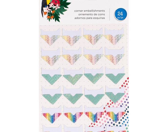 Box of crayons by shimelle corner embellishments