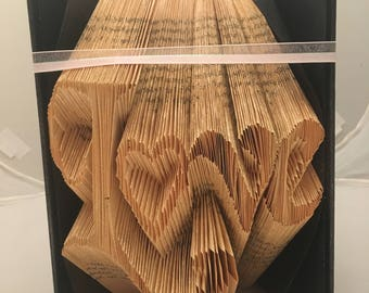 Folded Love Book