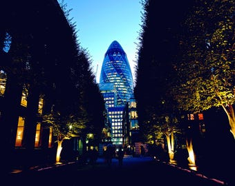 London photography, London street photography, The gherkin, fine art photography, London monument, London prints, Wall Art, London Photos