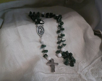 Rosary Catholic  Prayer Beads