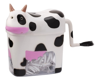 Small Cow Paper Shredder