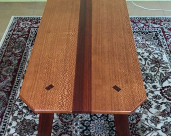 Hade made coffee  table, price  includes  shipping .