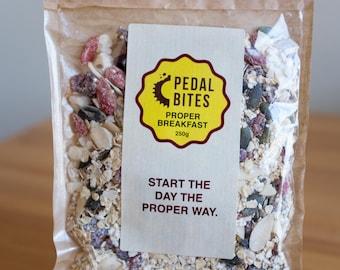 Pedalbites Proper Breakfast Muesli