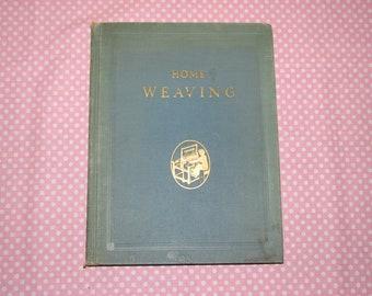 Home Weaving