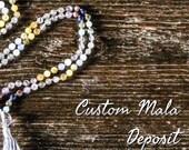 Custom Mala Deposit...