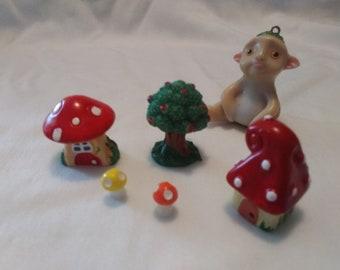 Fairy Garden Fantasy Assorted Colorful Accessories