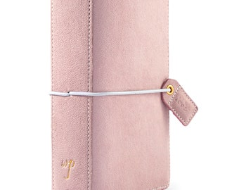 Soft Lilac Suede POCKET TN Color Crush Webster's Pages Travelers Planner (TN001-LS)