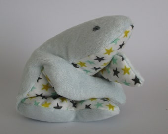 lavender bean bag frog - child friendly plushy - lavender and flax seed filling