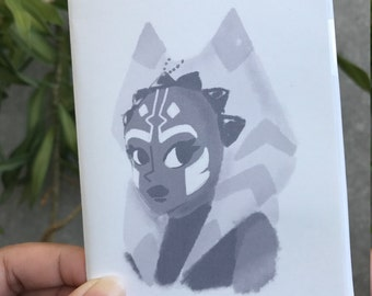 Pocket Notebook - Ahsoka Tano