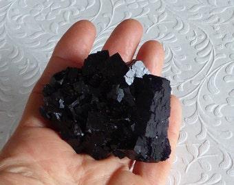 Mexican Fluorite ~ Semiprecious ~ 60mm x 48mm