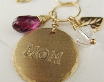 Sweet Leaf Bracelet for MOM