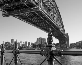 Sydney Harbour bridge no. 1, Sydney, Australia