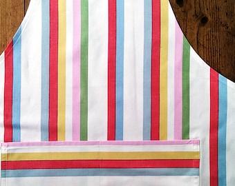 Cath Kidston Fabric Striped Apron