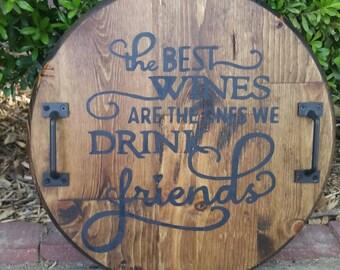 Best Wine Tray
